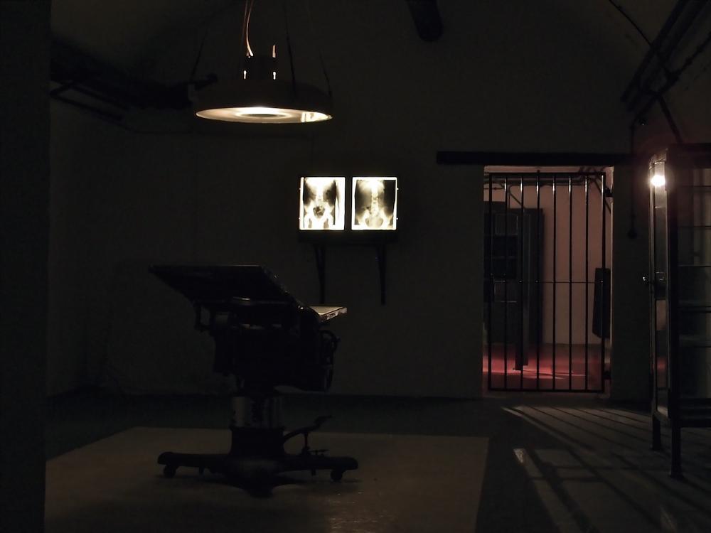 Photo in Interior #imprisonment #underground #darkness