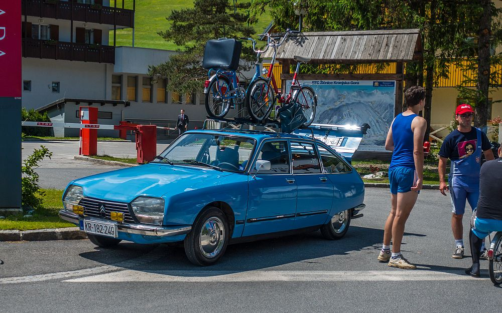 Photo in Journalism #retro #style #impel #pony #citroen #kranjska gora #vršič #branko dolinar #grizliboy #sony