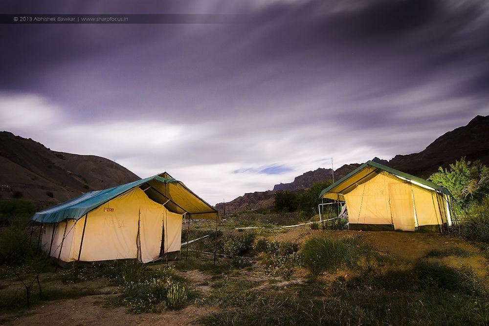 Photo in Random #ypa2013 #ladakh #india #jammu and kashmir #midnight #clouds #night #long exposure #nikon #tokina