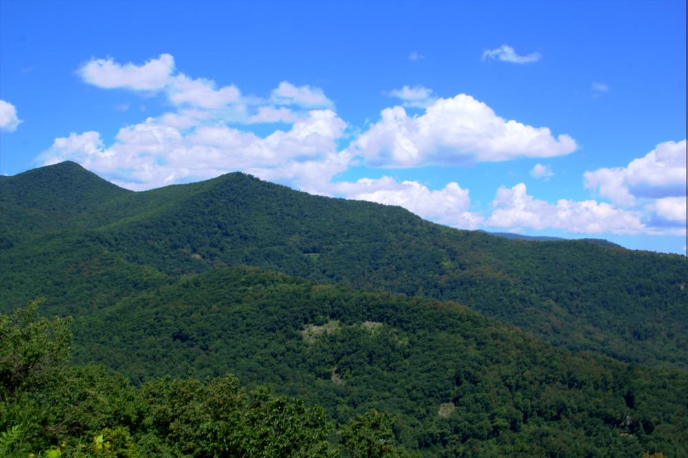 Photo in Landscape #mountains #landscape #ridge #green #blue #sky