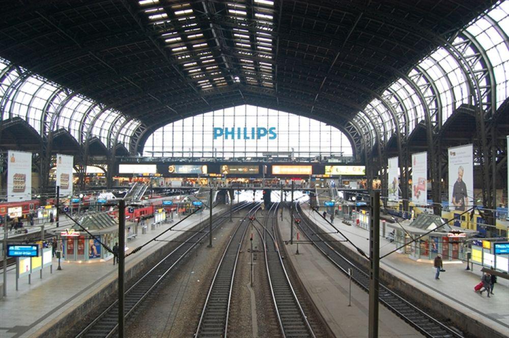 Photo in Random #station #hamburg