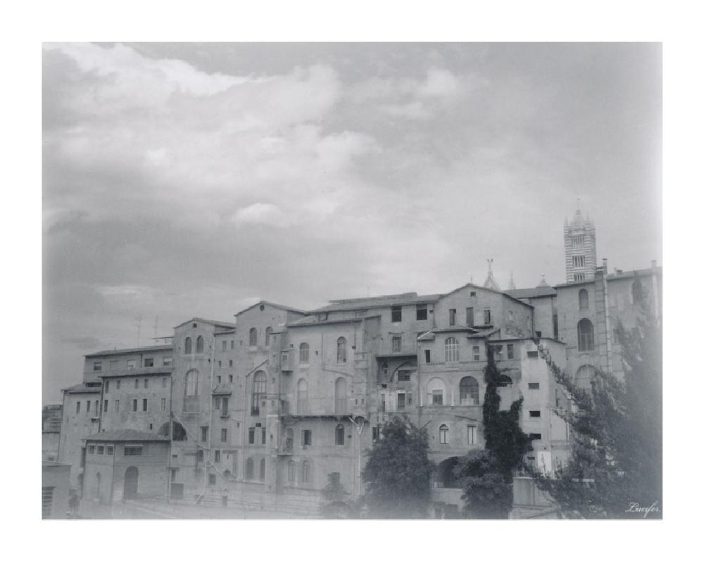 Photo in Black and White #polaroid #siena #italy