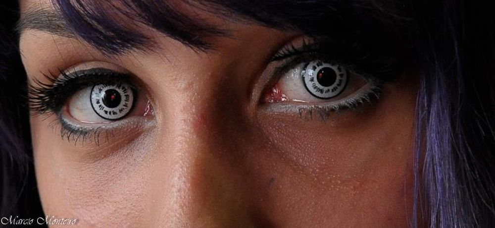 Photo in Random #eyes