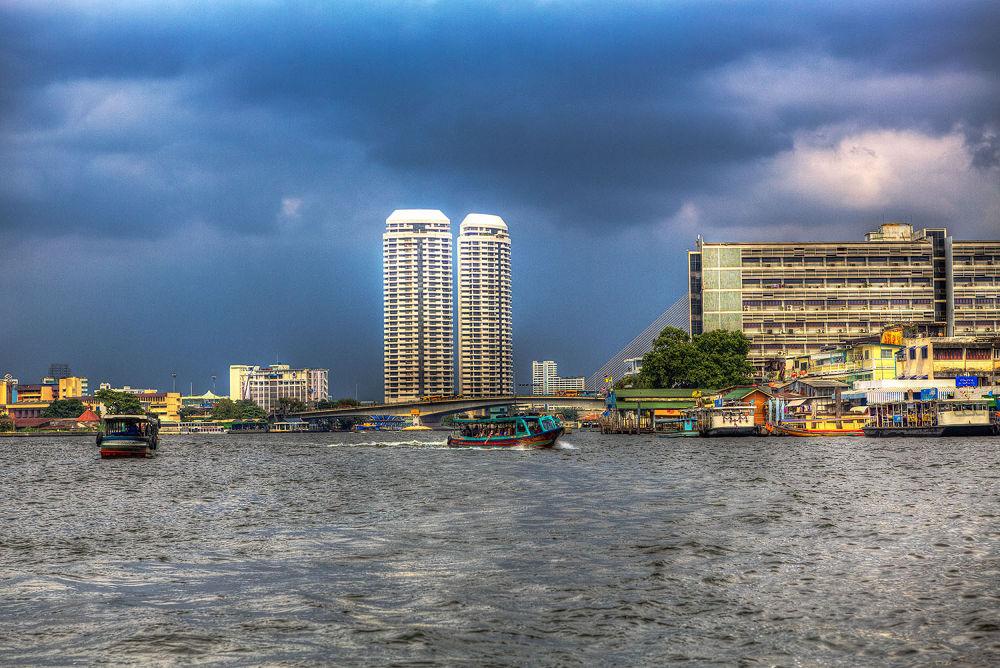 Photo in Random #thailand #bangkok #chao phraya river #boat trip