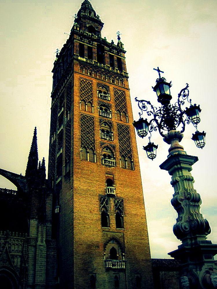Photo in Random #catedral de sevilla por angel