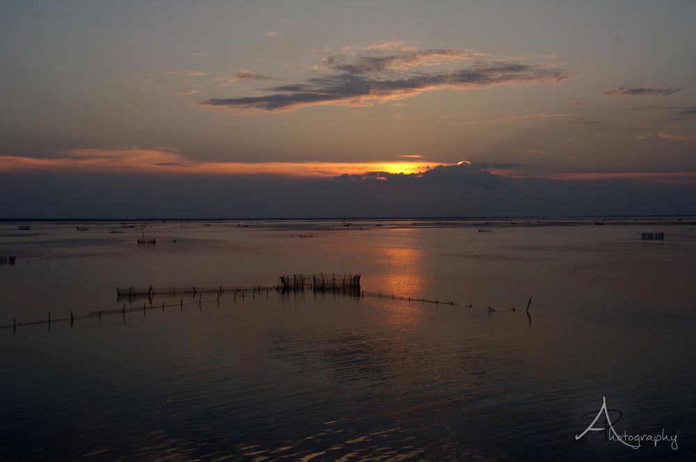 Photo in Random #sunset #jaffna #pannai