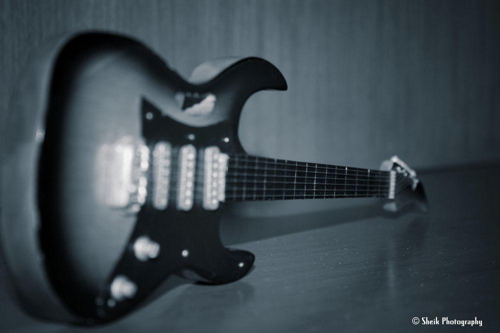 Photo in Random #7d #50mm #prime lens #guitar #muisic