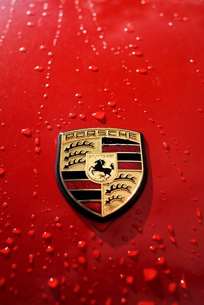 Photo in Vehicle #porsche #car #luxury #red #symbol #7d #50mmf/1.2 #l