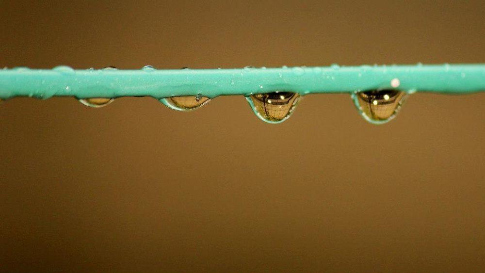 Photo in Random #rain #drops #macro #miute #canon 7d #mp-e65mm macro