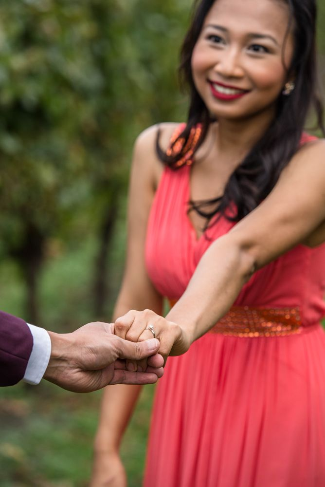 Photo in Wedding #love #ring #engagement #couple