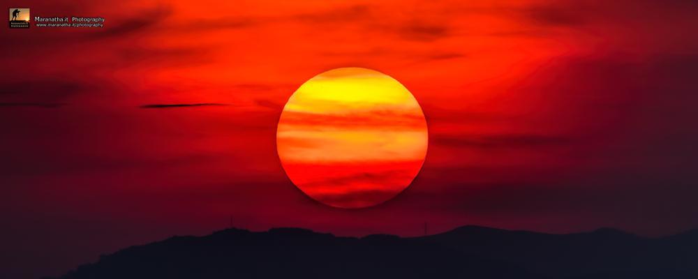 Photo in Landscape #sunset #portofino #sestri levante #liguria
