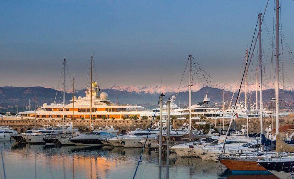 Photo in Landscape #leker #grisel #port #boats #moutains