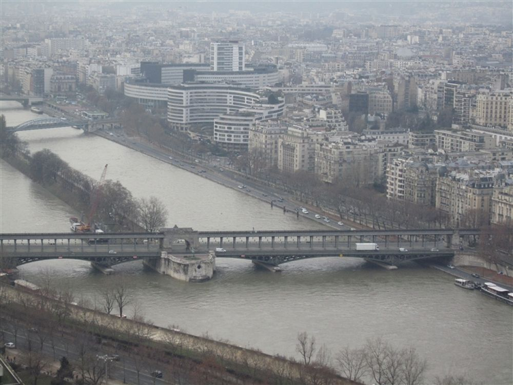 Photo in Random #paris #river #seine