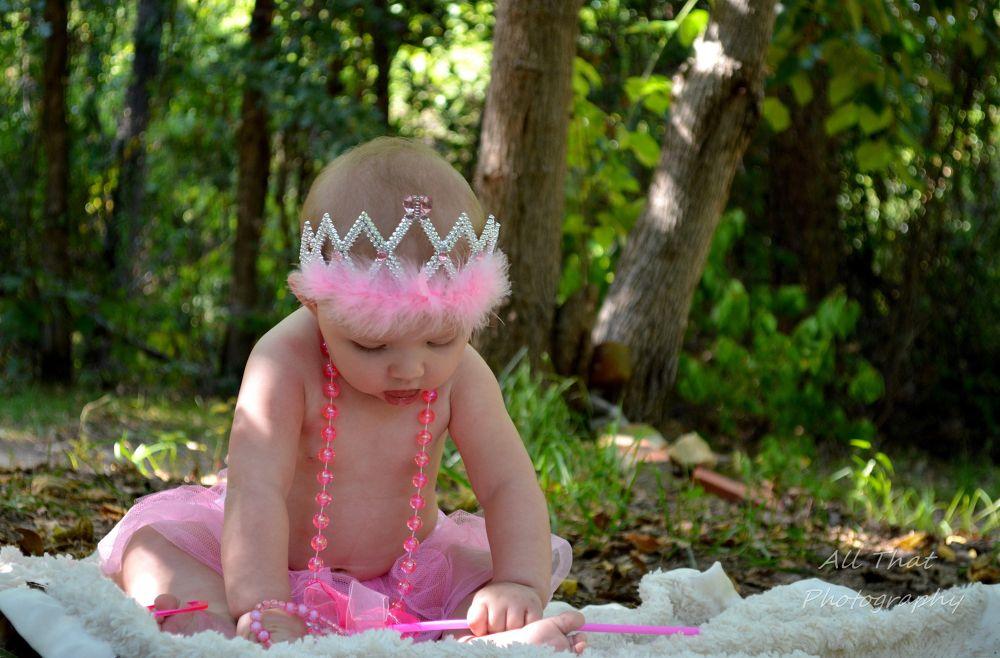 Photo in Portrait #princess #baby #beauty #girl