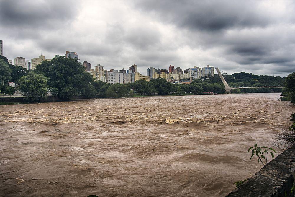 Photo in Landscape #piracicaba #rio #river #brasil