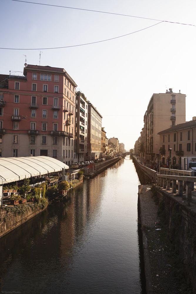 Photo in Travel #wilzonephoto #milan #milano #italie #italy #italia #streetshot