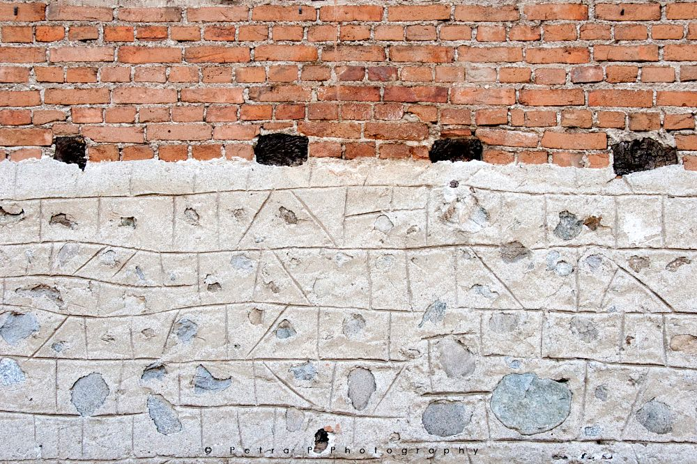 Photo in Abstract #time #wall #stone #wood #bricks #architecture #minimal