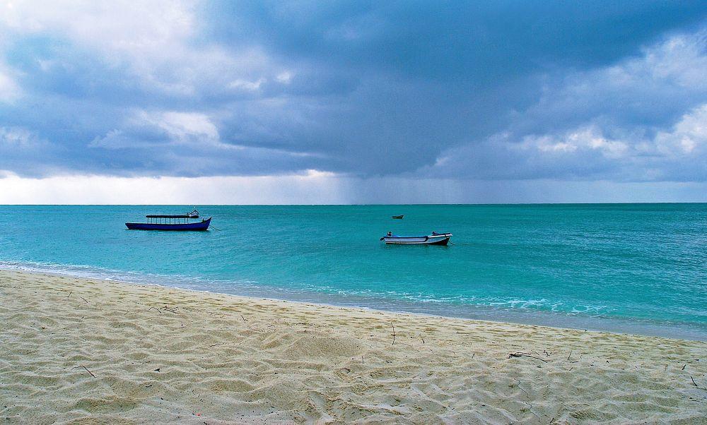 Photo in Landscape #agatti island #lakshadweep #seasacpe #nikon d60