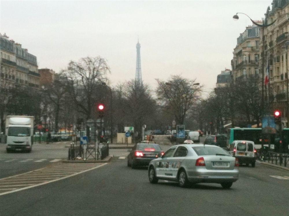 Photo in Random #paris #tour #eiffel