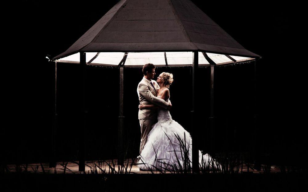 Photo in Wedding #wedding #bridal couple #love