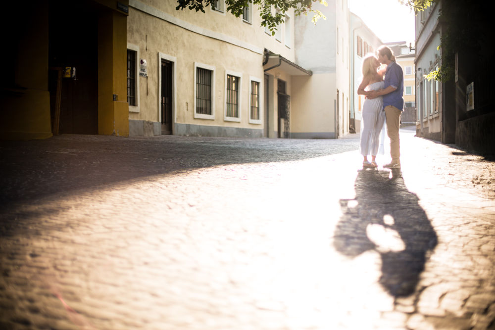 Photo in Portrait #ypa2013 #kiss #sun #love #engagement