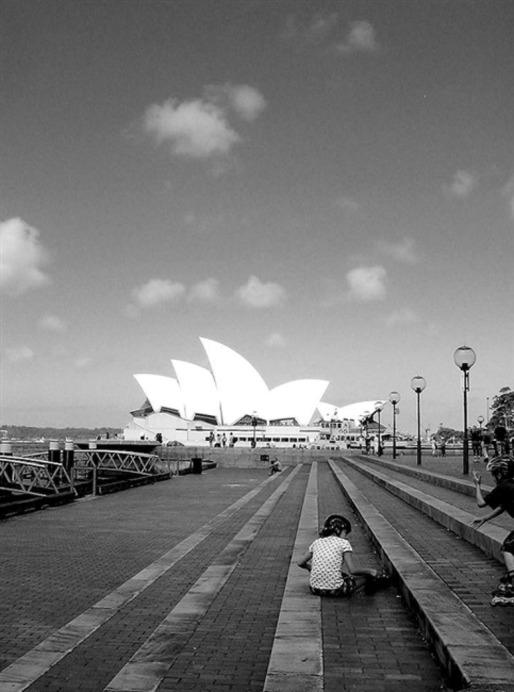 Photo in Random #sydney #opera #house
