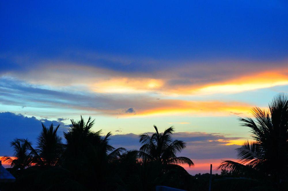 Photo in Landscape #sky