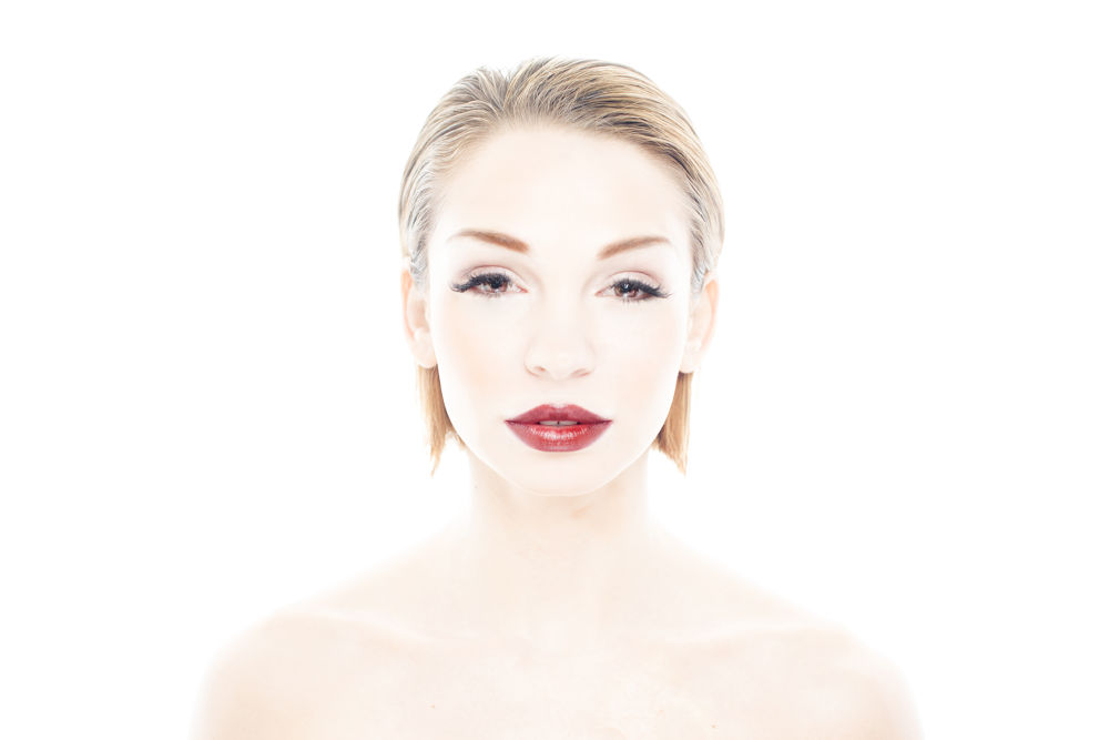 Photo in Portrait #photography #glamour #glam #high key #science fiction #robot #roboto #women #art #eyes #jason little