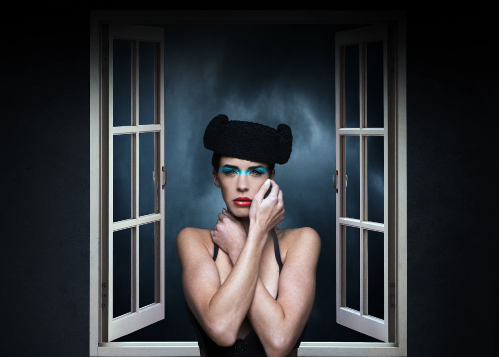 Photo in Portrait #emotive #dark #gloomy #fashion #art #photographer #photography