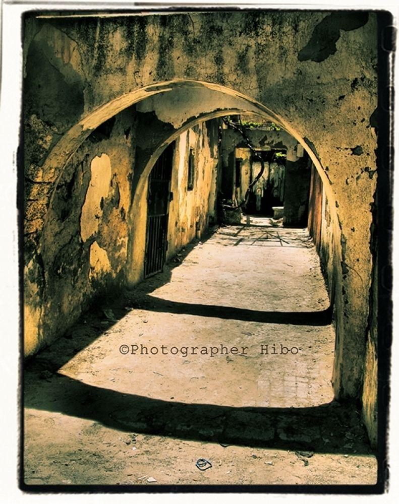 Photo in Architecture #photographerhibo #oldcity #libya #2009 #tripoli #tarabulus
