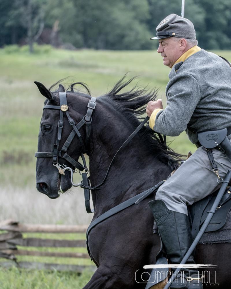 Photo in People #civil war #confederate #gettysburg #reenactment #soldier