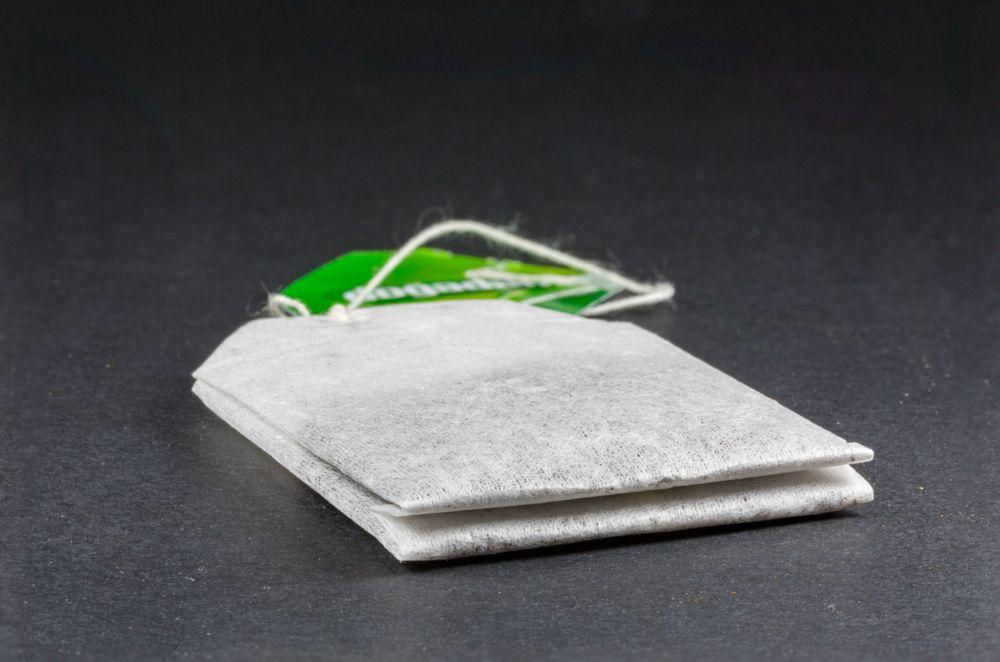 Photo in Macro #tea #tea bag #bag #macro #macro photography #food #drink