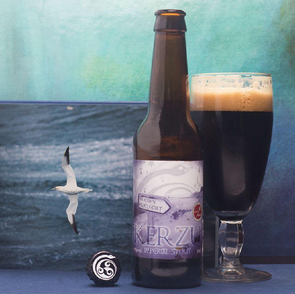 Photo in Fine Art #biere #bière #beer #bier #cerveza #cerveja #birra #öl #olut #øl #imperial stout #bretagne #france #boisson #drink