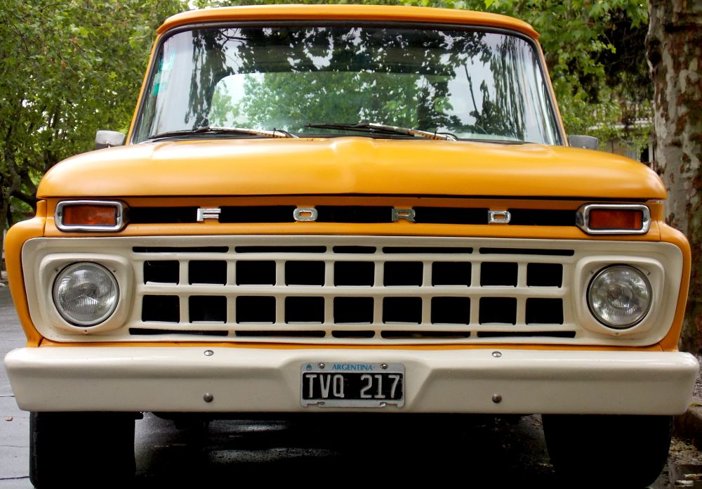 Photo in Vehicle #ford #f100 #v8 #arcar.org #classic car #old car