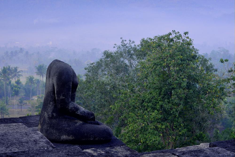 Photo in Travel #buddha #borobudur #temple