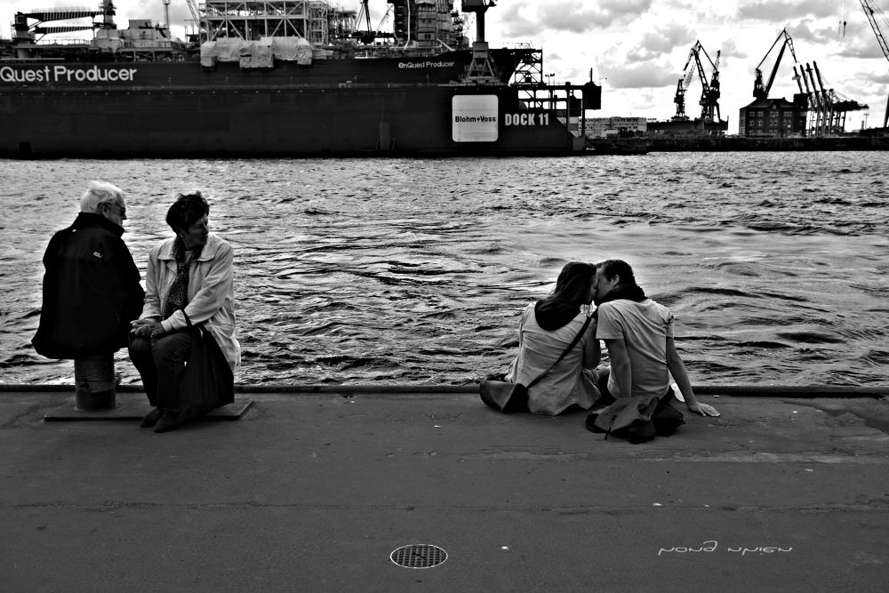 Photo in Street Photography #absulutly for ...old and young