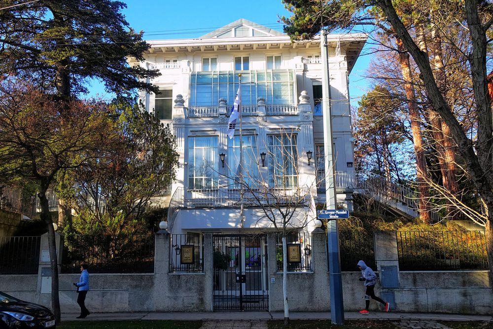 Photo in Architecture #art nouveau #villa #building