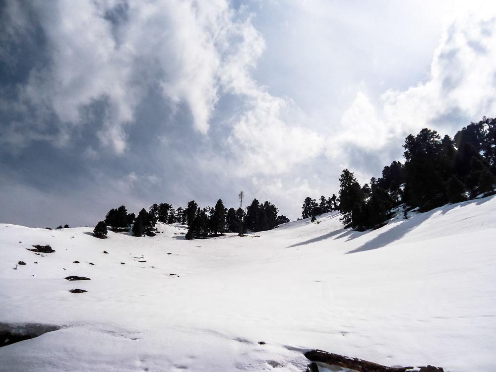 Photo in Nature #snow #himalayas #parashar #nature
