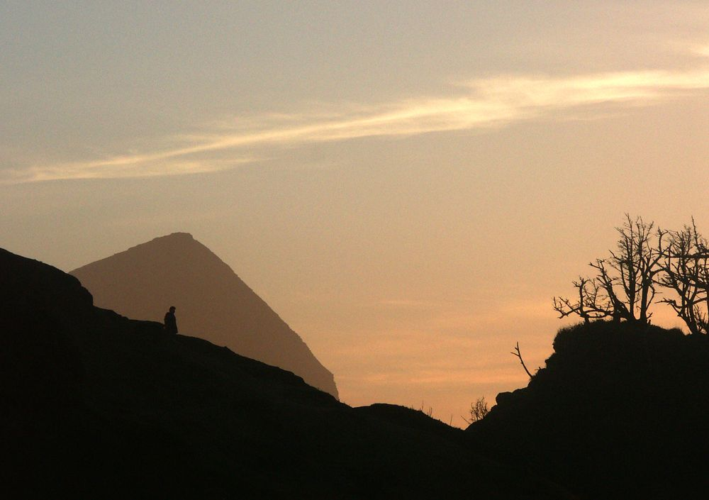 Photo in Landscape #evening #sunset #nature #oregon #landscape