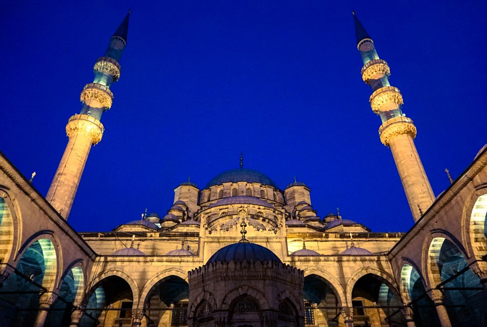Photo in Architecture #new mosque #mosque #turkey #istanbul #architecture #beune #beunephotography