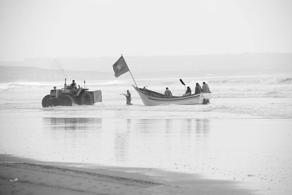 Photo in Black and White #mar #oceano #pesca #sol #praia #travel