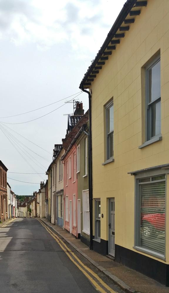 Photo in Random #norfolk #streets #houses