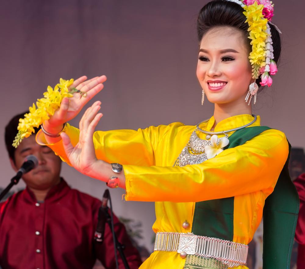 Photo in People #dancing #thailand #dancer #antwerp #belgium