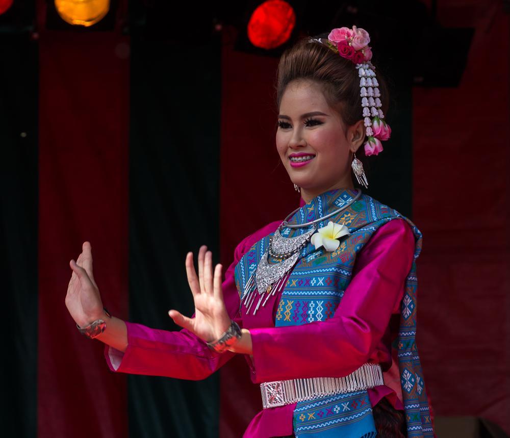 Photo in People #dancing #thailand #evenement #belgium #antwerp