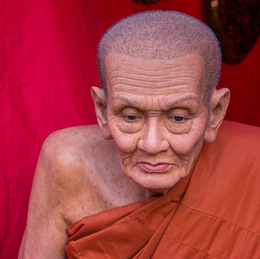 Photo in People #monk #monnik #thailand #belgium #antwerp