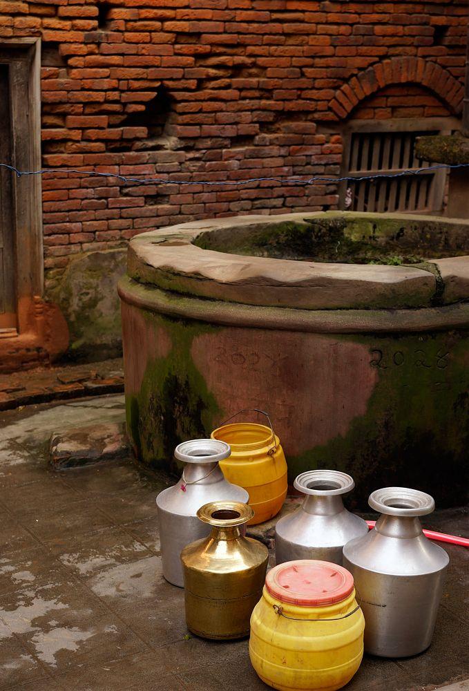 Photo in Still Life #well #bakthapur #travel #per f andersen