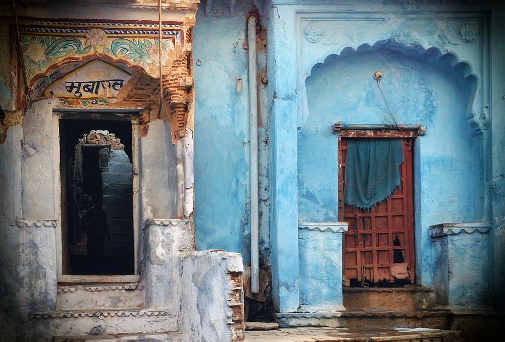 Photo in Travel #doors #travel #street #per f andersen #bundi