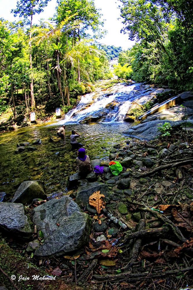 Photo in Random #landscape #nature #waterfall #forest #river #perak #malaysia