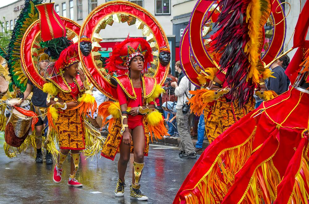 Photo in Street Photography #nottingham #caribbean #carnival #costume #culture #nottinghamshire