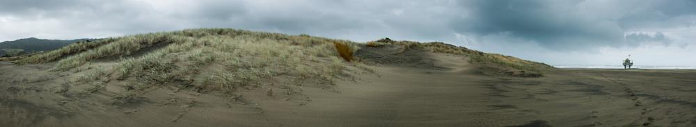 Photo in Landscape #bethells #beach #west coast #nz #new zealand #auckland #panorama